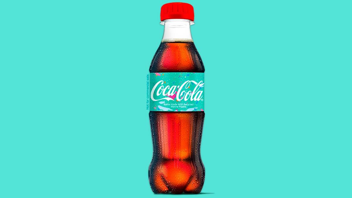 Coca-Cola-basura-marina