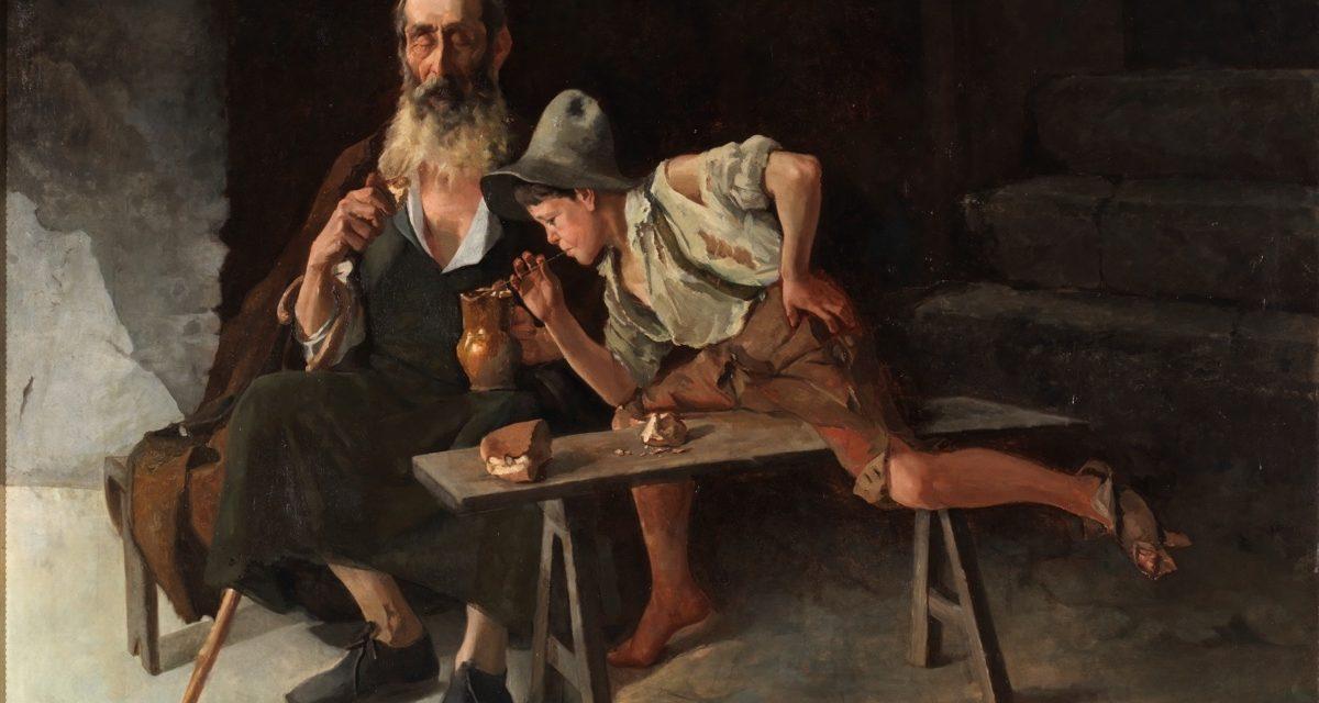 """""""El Lazarillo de Tormes"""" (1887), de Luis Santamaría y Pizarro"""
