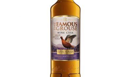 Famous Grouse Wine Cask se une a la serie experimental