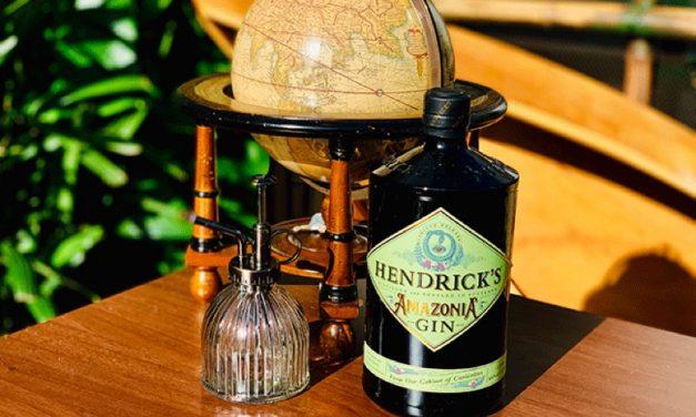 Hendrick's Amazonia, listo para el lanzamiento de travel retail