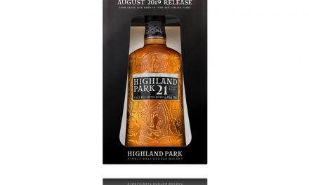 Highland Park lanza Highland Park 21 Year Old: August 2019 Release