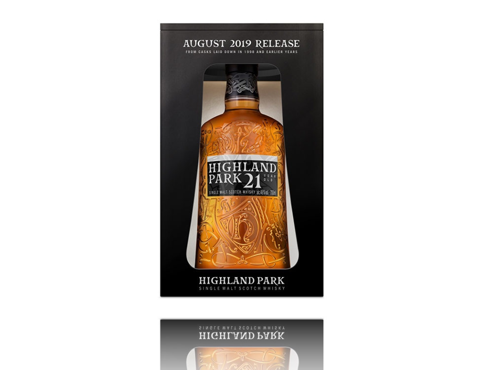 Highland Park 21 Year Old- August 2019 Release