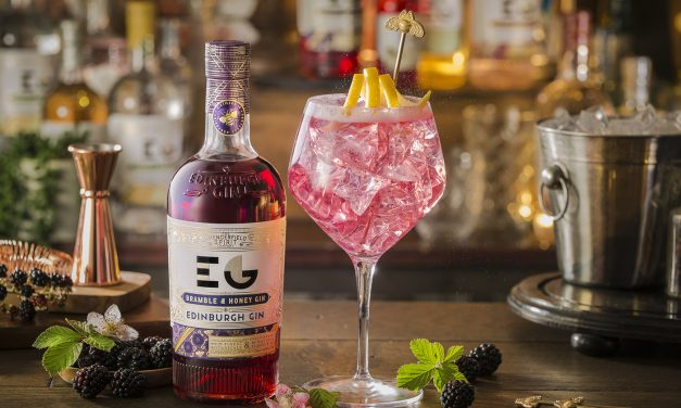 Ian Macleod Distillers y Edinburgh Gin lanzan Bramble & Honey