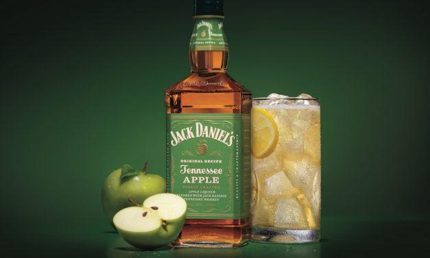 Jack Daniel's estrena whiskey con Tennessee Apple