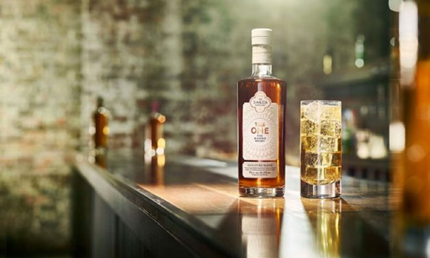 Lakes lanza The One Signature Blend, una nueva mezcla de whisky escocés e inglés