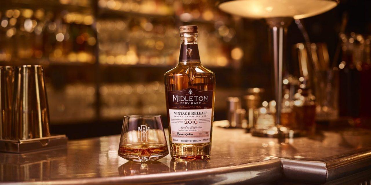 Irish Distillers presenta Midleton Very Rare 2019
