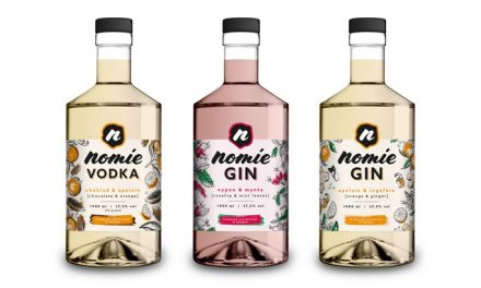 Nomie estrena ginebra y vodka en el travel retail