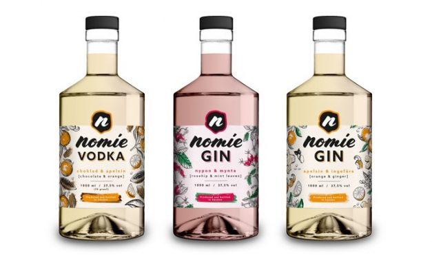 Nomie estrena ginebra y vodka en el travel retail