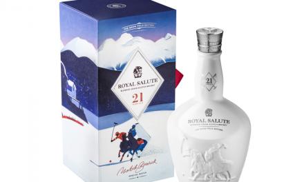Royal Salute The Snow Polo Edition: un homenaje al deporte de los Reyes