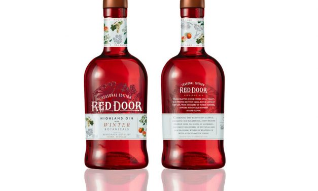Red Door lanza su gama de ginebras de temporada con Red Door Highland Gin with Winter Botanicals