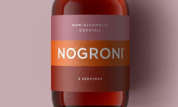 Seedlip lanza el cóctel Nogroni embotellado