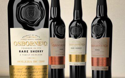 Osborne celebra International Sherry Week compartiendo vinos viejos de Jerez