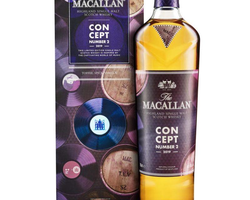 The Macallan revela The Macallan Concept Number 2
