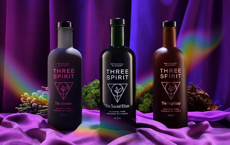 Three Spirit amplía la línea cero de ABV para los hedonistas con The Livener y The Nightcap