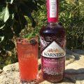 Warner's lanza Raspberry Gin