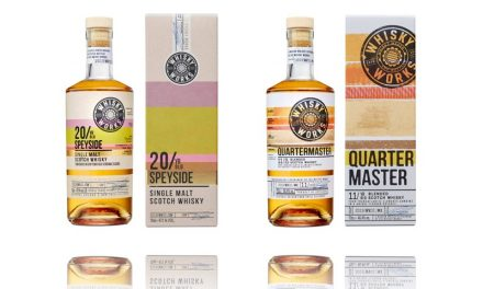 Whisky Works amplía la gama de whisky escocés 'experimental' con 20 Year Old Speyside y The Quartermaster