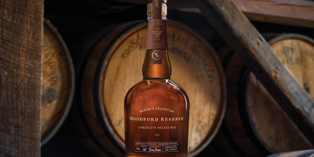 Woodford Reserve presenta 2019 Master's Collection Bourbon
