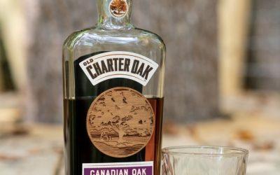 Buffalo Trace presenta el tercer Bourbon de Charter Oak, Old Charter Oak Canadian Oak