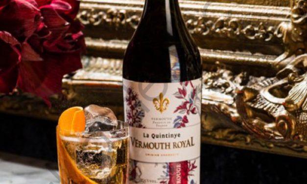 La Quintinye Royal Rougue, delicado y refinado vermut francés