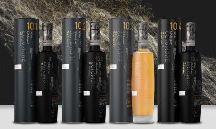 Bruichladdich revela su nueva serie de whiskys Octomore, incluyendo el más joven hasta la fecha