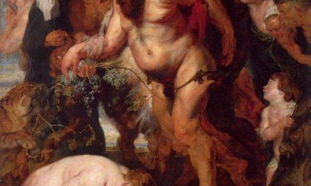 """""""Sileno borracho"""" (1618), de Pedro Pablo Rubens"""