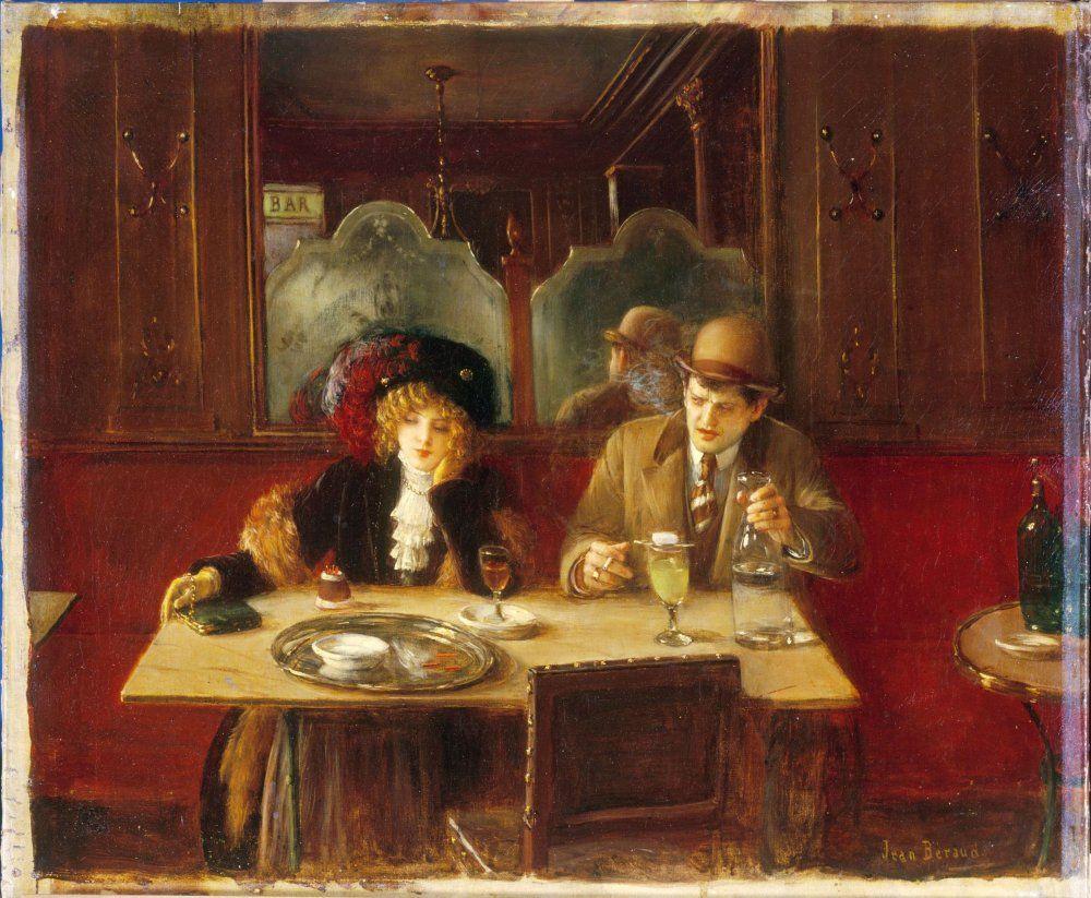 Los bebedores de absenta (1902), de Jean Béraud