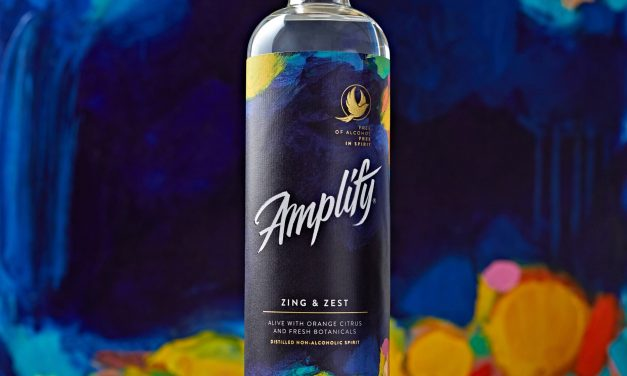 El espirituoso sin alcohol Amplify se lanza en el Reino Unido
