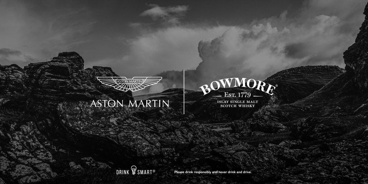 Aston Martin y Bowmore crearán embotelladoras exclusivas