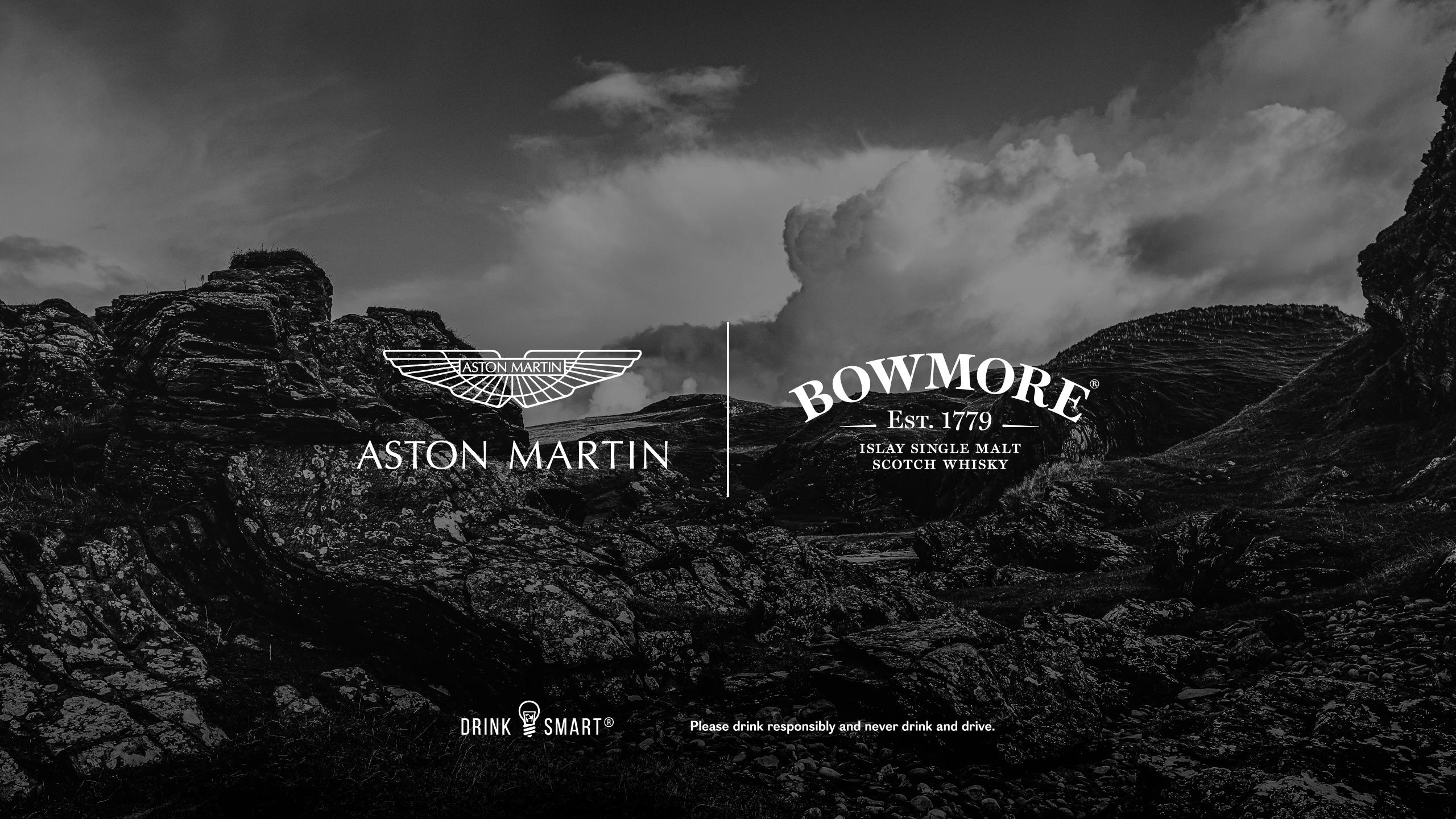 Aston Martin y Bowmore