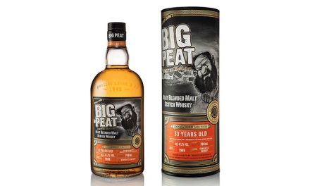 Douglas Laing lanza Big Peat 33 Years Old