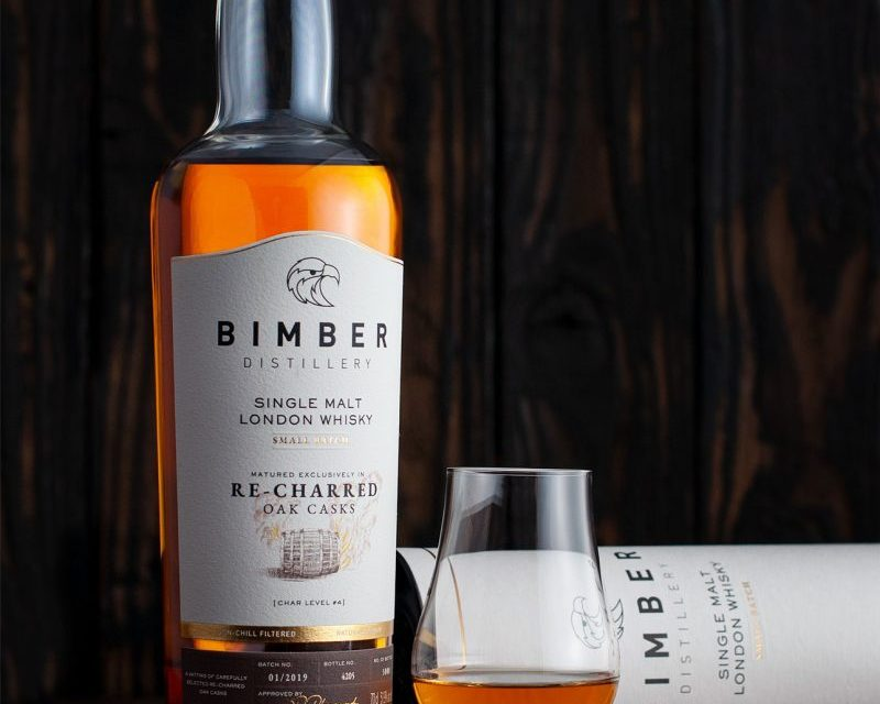 Bimber presenta Bimber Re-charred Oak Casks