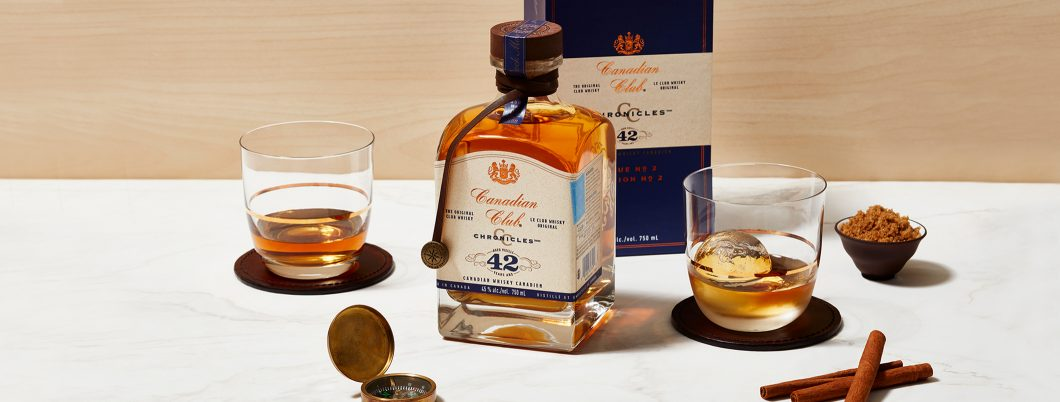 Canadian Club Chronicles 42 Year Old
