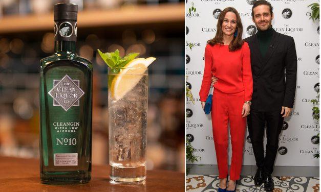 Spencer Matthews lanza la 1,2% ABV Clean Gin