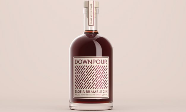 Downpour Sloe & Bramble Gin se lanza en el Reino Unido