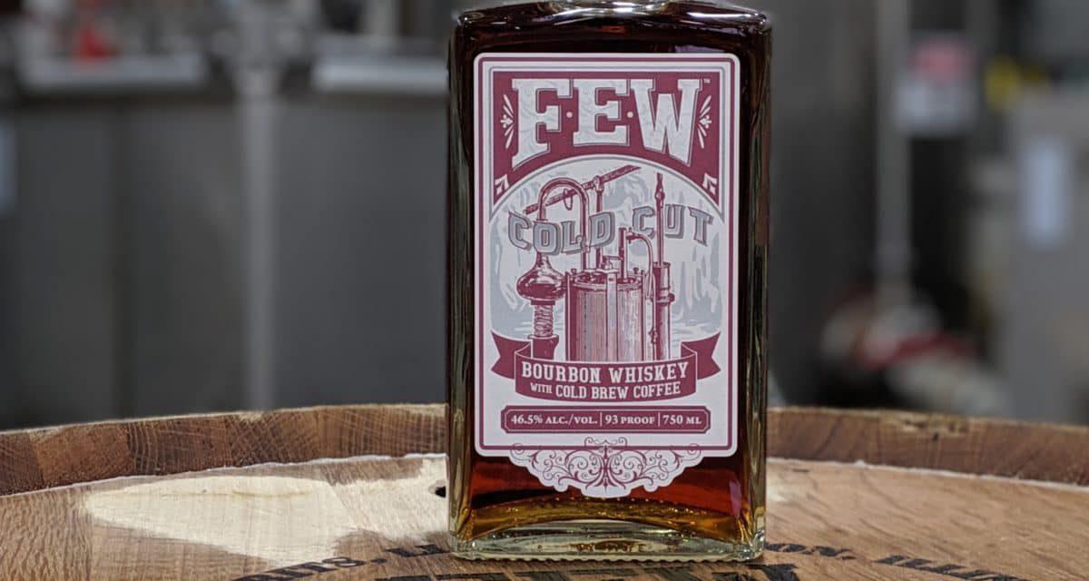 Few Spirits combina café y bourbón con Few Cold Cut