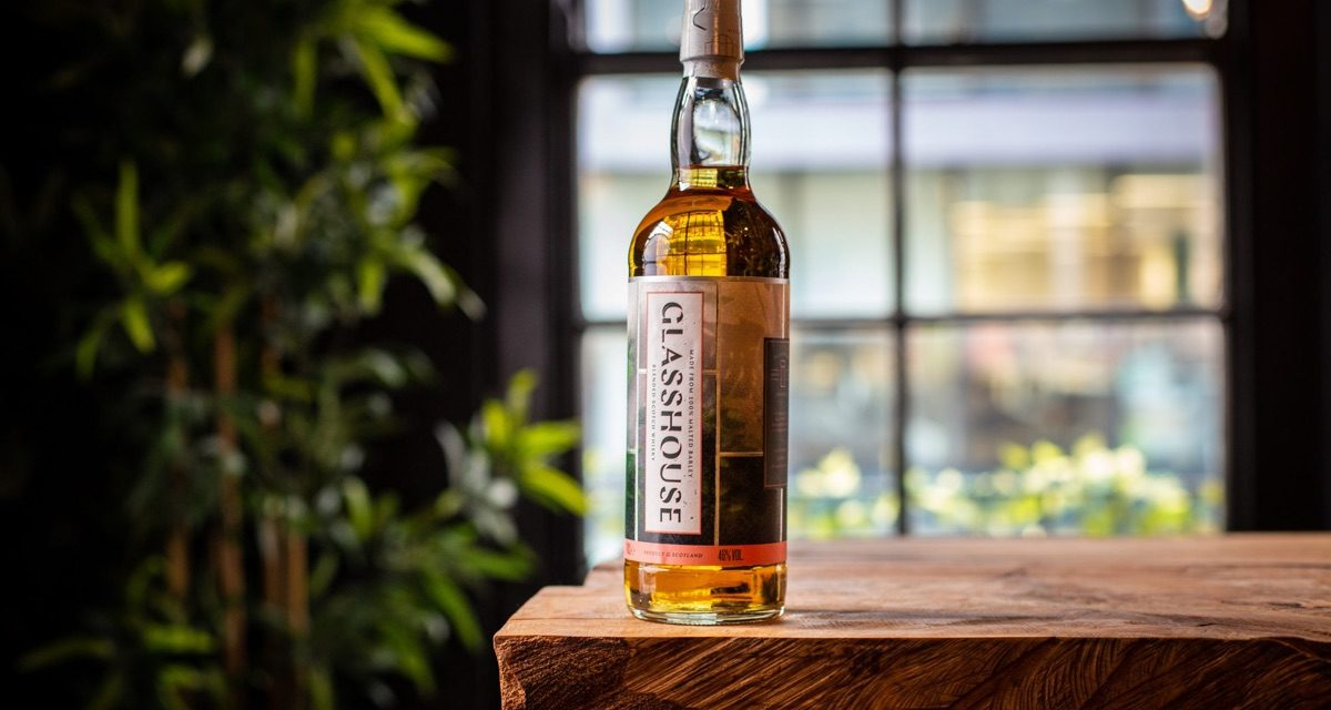 Alex Lawrence crea Glasshouse Whisky