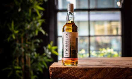 Alex Lawrence crea Glasshouse Whisky