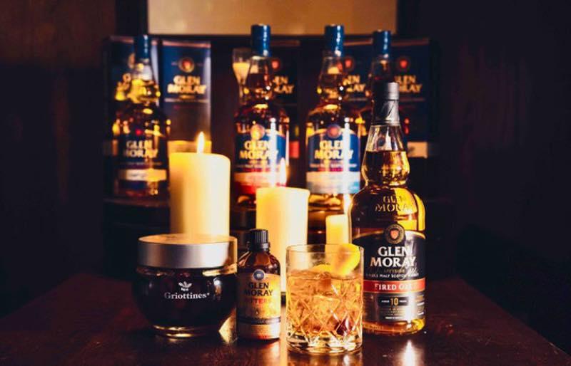 Glen Moray Scotch lanza Glen Moray Bitters