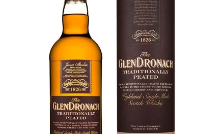 GlenDronach lanza Traditionally Peated