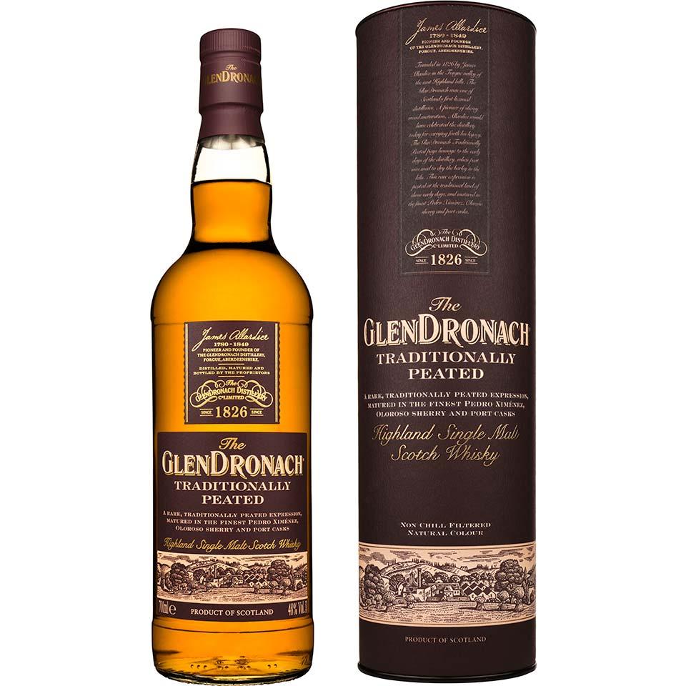 GlenDronach lanza Traditionally Peated