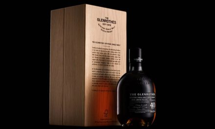 Glenrothes 40 Year Old se extiende globalmente