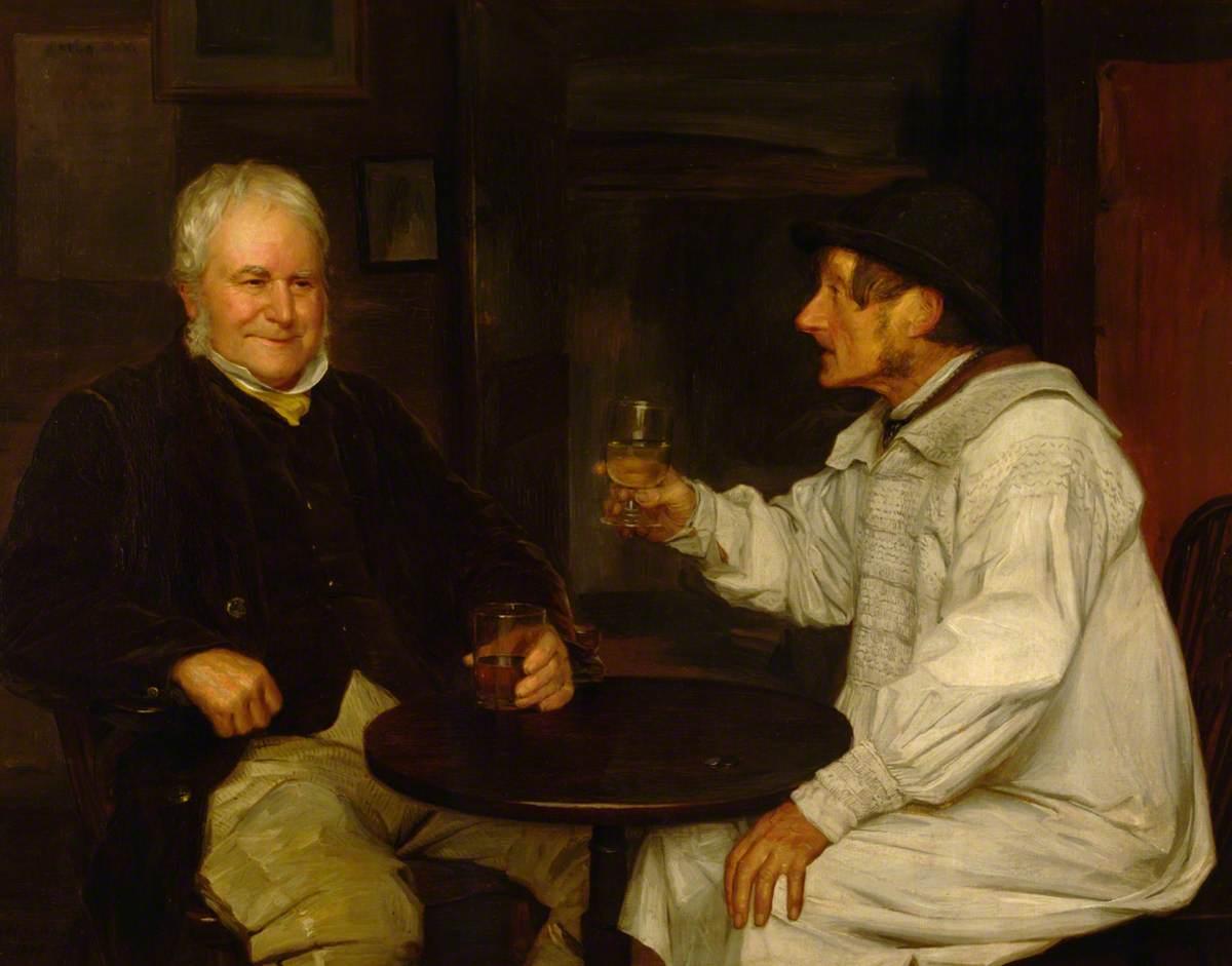 James Hayllar drink