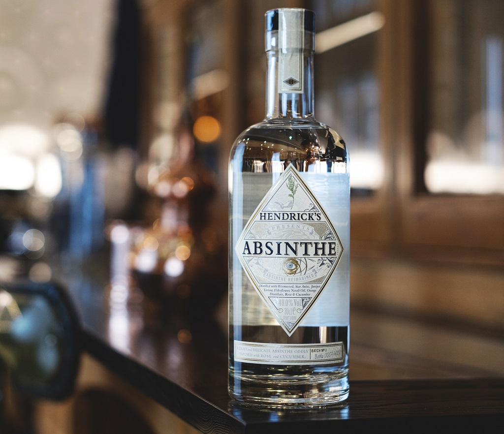 Hendrick's moves into absinthe