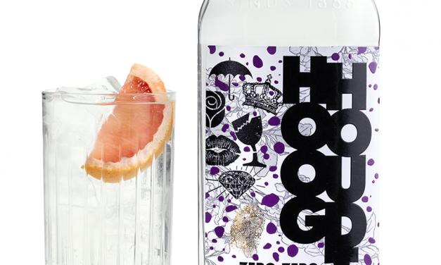 El productor de Genever Hooghoudt se une a la categoría sin alcohol con Zero Zero 24