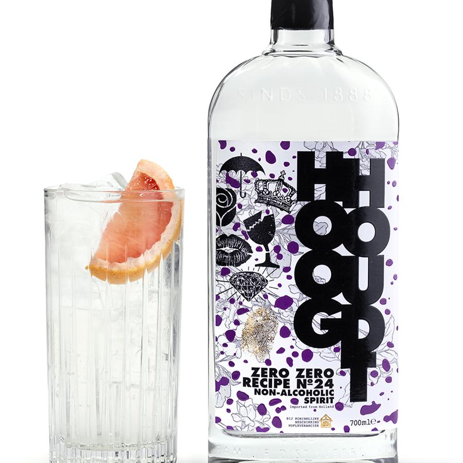 Hooghoudt se une a la categoría sin alcohol con Zero Zero 24