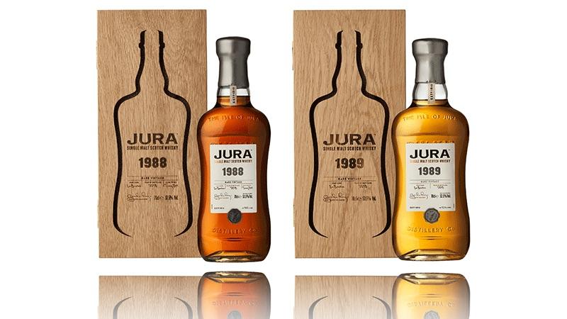 Jura lanza las ediciones limitadas de 1988 y 1989