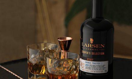 Larsen Cognac estrena la gama Cooper's Selection