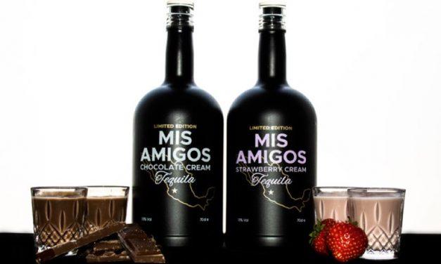 Mis Amigos presenta licores de crema de tequila aromatizados