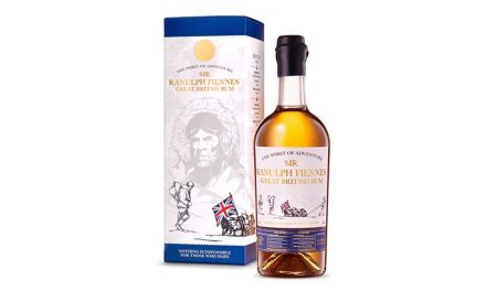 Sir Ranulph Fiennes lanza el Sir Ranulph Fiennes' Great British Rum