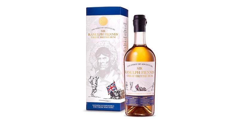 Sir Ranulph Fiennes lanza el Sir Ranulph Fiennes' Great British Rum